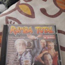 CDs de Música: DOBLE CD RUMBA TOTAL 1. VARIOS ARTISTAS. EDICION MAX MUSIC.. Lote 195358550