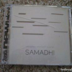 CDs de Música: CD. SEBASTIAN AMMANN QUARTET. SAMADHI. MUY BUENA CONSERVACION. Lote 195358878