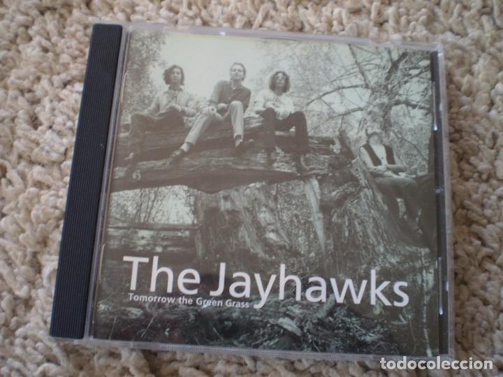 CD. THE JAYHAWKS. TOMORROW THE GREEN GRASS. LIBRETO. MUY BUENA CONSERVACION (Música - CD's Rock)