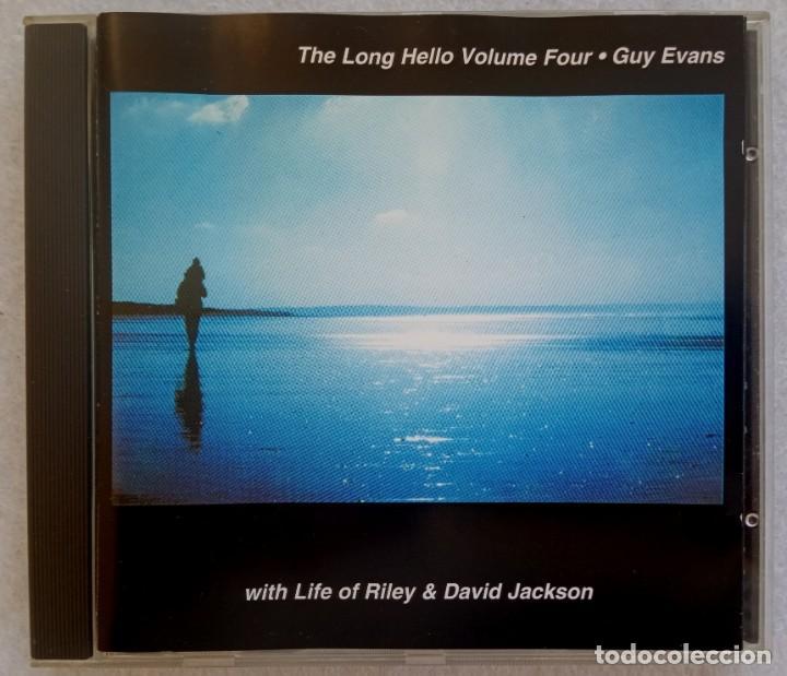GUY EVANS W/ LIFE OF RILEY & DAVID JACKSON - THE LONG HELLO VOL4 - UK CD 1993 - VOICEPRINT (Música - CD's Rock)