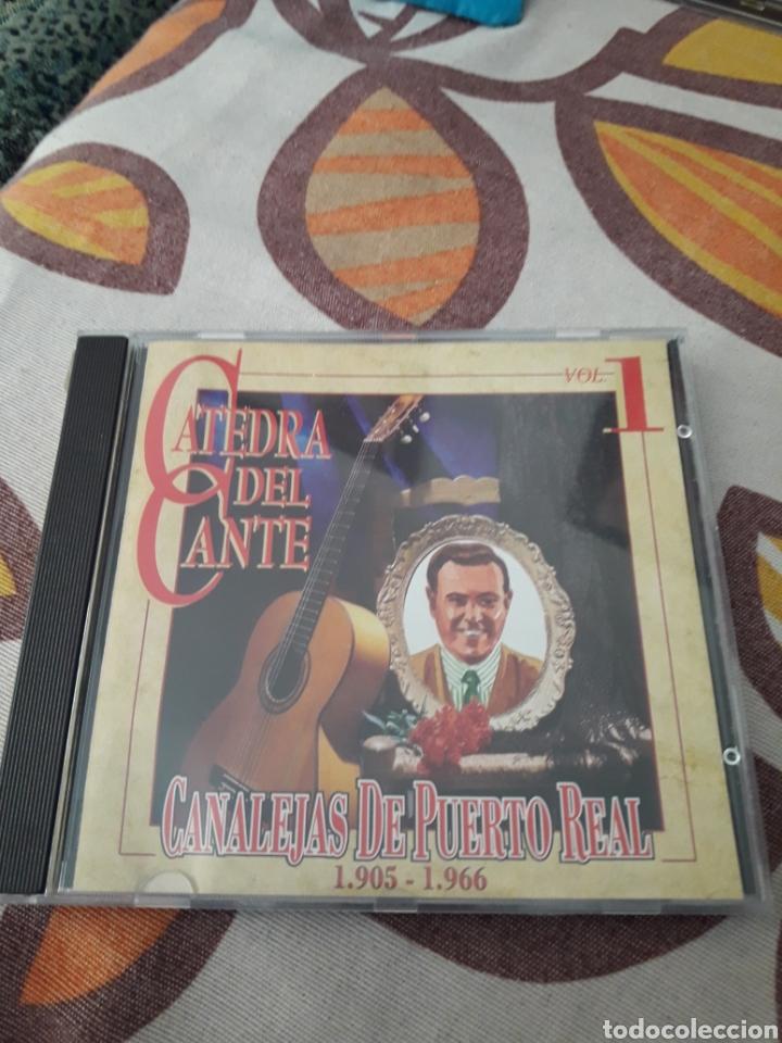 CANALEJAS DE PUERTO REAL. 1905-1966. VOL. 1. EDICION DE 1996. RARO (Música - CD's Flamenco, Canción española y Cuplé)