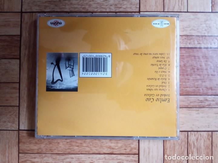 CDs de Música: EMILIO CAO - CARTAS MARIÑAS - CD 1992 - Foto 2 - 195361466