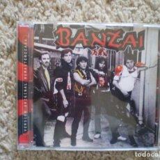 CDs de Música: CD. BANZAI. VOY A TU CIUDAD. MUY BUENA CONSERVACION. Lote 195362280