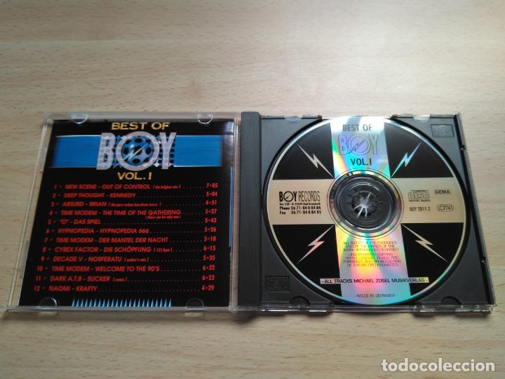 CDs de Música: Best Of BOY Vol. 1 Time Modem New Scene Hypnopedia Cybex Factor ETC.../ CD RECOPILATORIO TEMAZOS - Foto 2 - 195363040