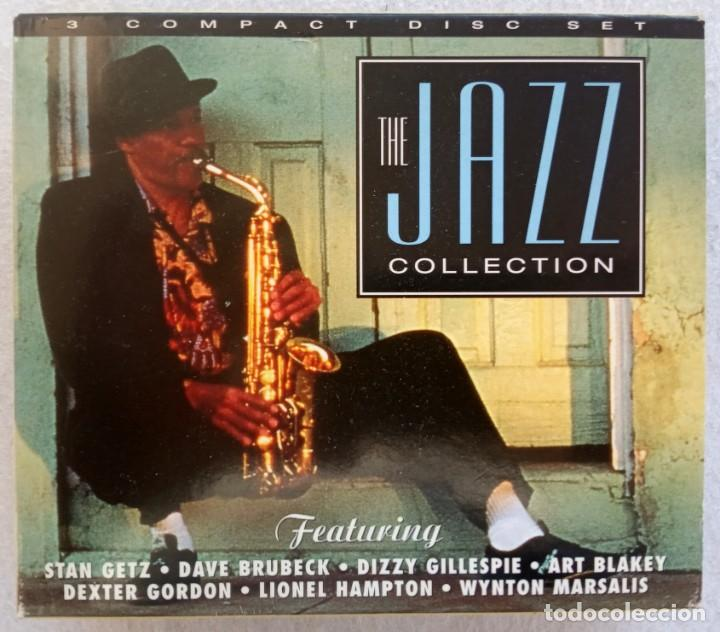 VARIOS - THE JAZZ COLLECTION - UK 3XCD BOX-SET 1995 KAZ (Música - CD's Jazz, Blues, Soul y Gospel)