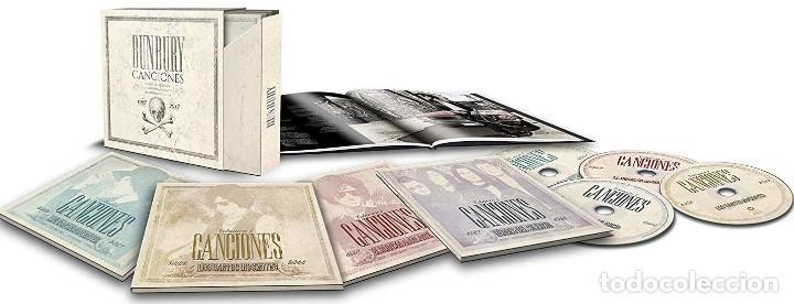 CDs de Música: BUNBURY CANCIONES PACK 4 CD + LIBRO PRECINTADO (HEROES DEL SILENCIO) - Foto 2 - 195368332