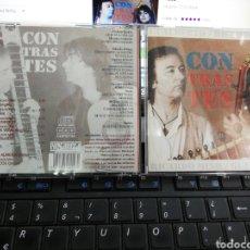 CDs de Música: GUALBERTO / RICARDO MIÑO CD CONTRASTES 1998 EN PERFECTO ESTADO. Lote 195371905