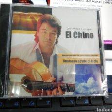 CDs de Música: JOSÉ MANUEL RUIZ ROSA EL CHINO CD CANTANDO DESDE EL CIELO PRECINTADO. Lote 195372905