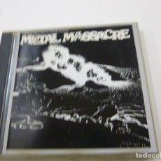 CDs de Música: THE NEW HEAVY METAL REVUE PRESENTS:METAL MASSACRE - CD - N. Lote 195378308