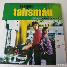 CDs de Música: JOAQUIN TALISMÁN / NO ME TRATES MAL - MAREA - MUCHO QUE APRENDER (CD SINGLE 2002). Lote 55234454
