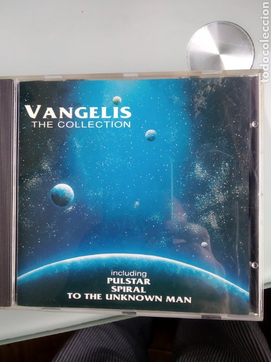 VANGELIS – THE COLLECTION (Música - CD's Techno)