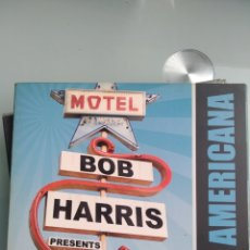 CDs de Música: VARIOUS ‎– BOB HARRIS PRESENTS AMERICANA. Lote 195379737
