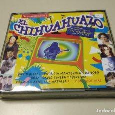 CDs de Música: 0220- EL CHIHUAHUAZO VARIOS 2002 3 CD NUEVO PRECINTADO LIQUIDACIÓN!! . Lote 195380042