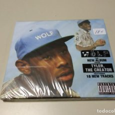 CDs de Música: 0220- WOLF TYLER THE CREATOR CD NUEVO PRECINTADO LIQUIDACIÓN!! . Lote 195380301