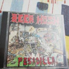 CDs de Música: BEER MOSH / CD PRECINTADO / PESADILLA. Lote 195380416