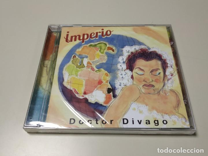 0220- DOCTOR DIVAGO IMPERIO CD NUEVO PRECINTADO LIQUIDACIÓN!! Nº3 (Música - CD's Otros Estilos)