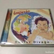 CDs de Música: 0220- DOCTOR DIVAGO IMPERIO CD NUEVO PRECINTADO LIQUIDACIÓN!! Nº3. Lote 195381226