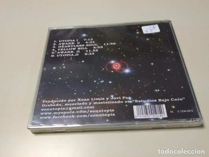 CDs de Música: 0220- SONUTOPIA CD NUEVO PRECINTADO LIQUIDACIÓN!! Nº3 - Foto 2 - 195381758