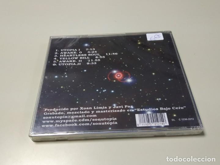CDs de Música: 0220- SONUTOPIA CD NUEVO PRECINTADO LIQUIDACIÓN!! Nº4 - Foto 2 - 195381968