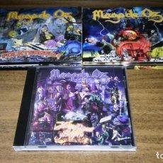 CDs de Música: MAGO DE OZ - LOTE DE 3 CDS (2 SON DOBLES). Lote 195388711