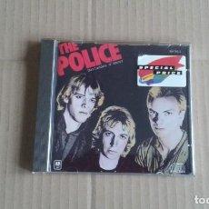CDs de Música: THE POLICE - OUTLANDOS D´AMOUR CD . Lote 195398893