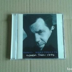 CDs de Música: DARYL BRAITHWAITE - HIGHER THAN HOPE CD 1991. Lote 195399457