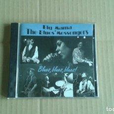 CDs de Música: BIG MAMA & THE BLUES MESSENGERS - BLUES BLUES BLUES CD 1995. Lote 195400063