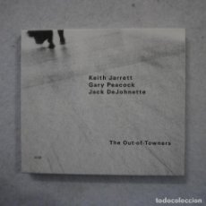 CDs de Música: KEITH JARRET, GARY PEACOCK Y JACK DEJOHNETTE - THE OUT OF TOWNERS - CD 2004 . Lote 195402356