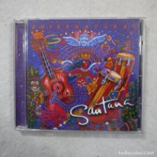 CDs de Música: SANTANA - SUPERNATURAL - CD 1999 . Lote 195403762
