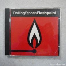 CDs de Música: ROLLING STONES - FLASHPOINT - CD 1991 . Lote 195403857