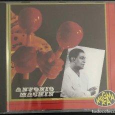 CDs de Música: ANTONIO MACHÍN CD ÁLBUM. Lote 195406086
