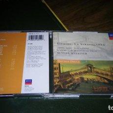 CDs de Música: VIVALDI - 12 CONCIERTOS OP. 4 LA STRAVAGANZA (ACADEMY OF ST MARTIN-IN-THE-FIELDS) 2CD DECCA. Lote 195407116