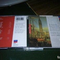 CDs de Música: VIVALDI - 12 CONCIERTOS OP. 9. LA CETRA (ACADEMY OF ST MARTIN-IN-THE-FIELDS, IONA BROWN) 2CD DECCA. Lote 195407378