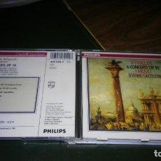 CDs de Música: VIVALDI - 6 CONCIERTOS OP. 10 PARA FLAUTA, CUERDAS Y CONTINUO (I MUSICI, SEVERINO GAZZELONI) 1 CD. Lote 195407445