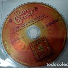 CDs de Música: JUAN GABRIEL / PERO QUE NECESIDAD (CD SINGLE). Lote 195410440