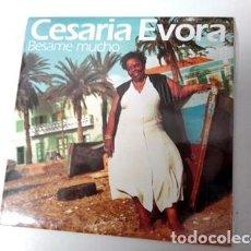 CDs de Música: CESARIA EVORA / BESAME MUCHO / SODADE (CD SINGLE CARTON 1998) PRECINTADO!!!. Lote 195410528