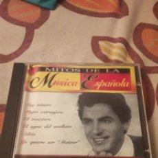 CDs de Música: ANTONIO MOLINA. MITOS DE LA MUSICA ESPAÑOLA. EDICION ARCADE DEL 2000. Lote 195419908