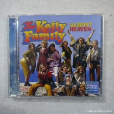 CDs de Música: THE KELLY FAMILY - ALMOST HEAVEN - CD 1996 . Lote 195420401