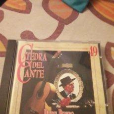 CDs de Música: PEPE PINTO. 1903-1969. CATEDRA DEL CANTE FLAMENCO VOL. 49. EDICION DE 1996. Lote 195420561