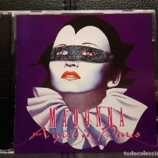 CDs de Música: MADONNA - A GIRL IN PARIS - DOBLE CD - LIVE - EXCELENTE - RARO - 1993 - NO CORREOS. Lote 195420906
