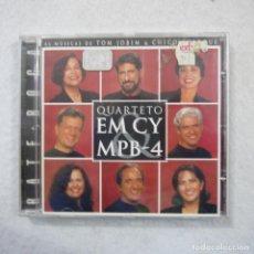 CDs de Música: QUARTETO EM CY MPB-4 - BATE BOCA - CD . Lote 195421057