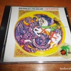 CDs de Música: BOB MARLEY & THE WAILERS CONFRONTATION CD ALBUM DEL AÑO 1983 ALEMANIA CONTIENE 10 TEMAS . Lote 195421510