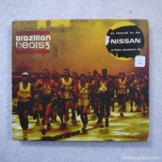 CDs de Música: BRAZILIAN BEATS 5 - CD 2004 . Lote 195423237