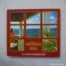 CDs de Música: ESTRELA GUIA - LUNATICAMENTE - CD 2004 . Lote 195423642