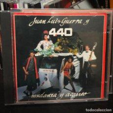 CDs de Música: CD ALBUM MUDANZA Y ACARREO JUAN LUIS GUERRA Y 440 SALSA LP SINGLE LATINO LATIN MERENGUE BACHATA VHS . Lote 195424155