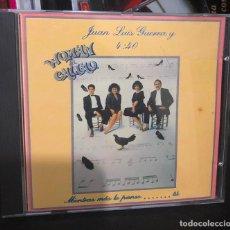 CDs de Música: CD ALBUM JUAN LUIS GUERRA Y 440 WOMAN DEL CALLAO MIENTRAS MAS LO PIENSO TU LP SINGLE MC CASE VHS . Lote 195424403