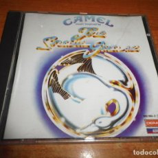 CDs de Música: CAMEL MUSIC INSPIRED BY THE SNOW GOOSE CD ALBUM DEL AÑO 1988 WEST GERMANY 16 TEMAS PRIMERA EDICION. Lote 195425605