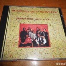 CDs de Música: KOOL AND THE GANG GREATEST HITS CD ALBUM DEL AÑO 1993 ESPAÑA CONTIENE 13 TEMAS. Lote 195426198