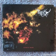 CDs de Música: OTARGOS - KINETIC ZERO CD DIGIPAK NUEVO Y PRECINTADO - BLACK METAL. Lote 195428721