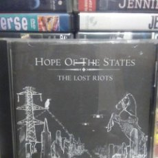 CDs de Música: HOPE OF THE STATES - THE LOST RIOTS. Lote 195429851